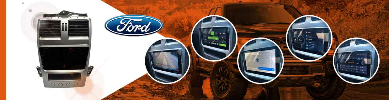 FORD BA/BF TERRITORY ANDROID ICC