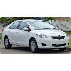 Toyota Yaris (Vitz) 2005-2011 Car Stereo Upgrade