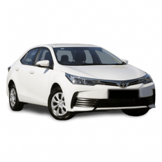 PPA-Stereo-Upgrade-To-Suit-Toyota Corolla 2017-2019 Sedan