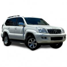 PPA-Stereo-Upgrade-To-Suit-Toyota Prado 2003-2009 120 Series
