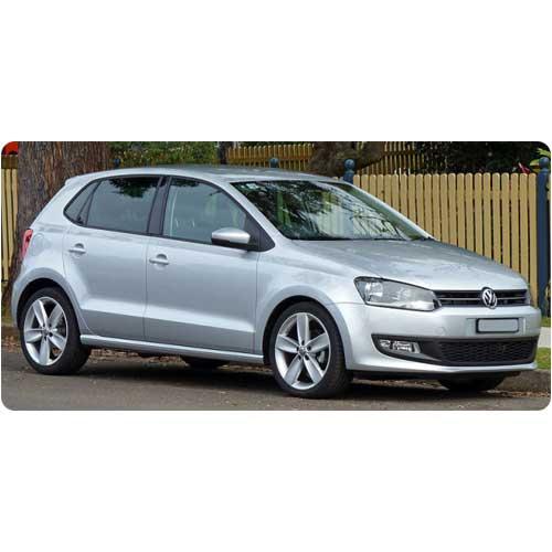Volkswagen Polo 2010-2014 Car Stereo Upgrade