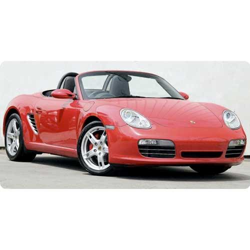 Porsche Boxster Car: Porsche Boxster/Cayman 2004-2009 (987) Car Stereo Upgrade