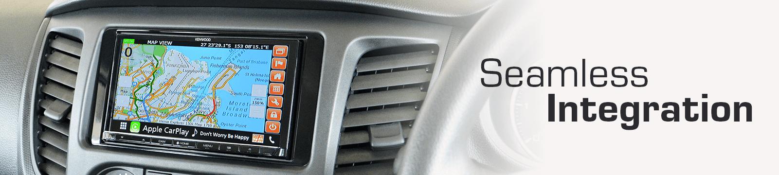 HEMA 4WD NAV INTEGRATION FOR KENWOOD DDX/DMX MODELS