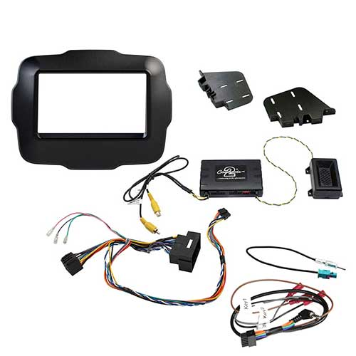Head Unit Installation Kit To Suit Jeep Renegade 2015