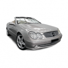 PPA-Stereo-Upgrade-To-Suit-Mercedes CLK 2000-2004