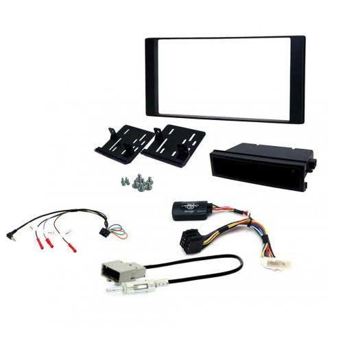 Head-Unit-Installation-Kit-To-Subaru-WRX-2011-2014