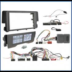 Honda Civic 2015 to 2018 Head Unit Installation Kit