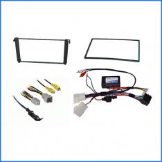 Mitsubishi Lancer 2013 to 2017 Head Unit Installation Kit