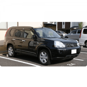 Nissan X-Trail T31 2007 to 2013 - Stereo Upgrade