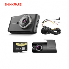 THINKWARE-X700D16-16GB-1080P-HD-DUAL-FRONT-&-REAR-DASH-CAMERA-PACKAGE