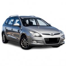 Hyundai i30 FD 2007 to 2011-car