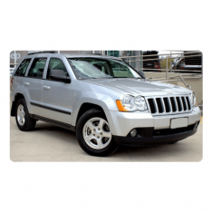 Jeep Grand Cherokee WH 2009 to 2011 Stereo Upgrade