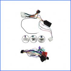 Nissan X-Trail 2001-2007 T30, T30II Head unit install kit