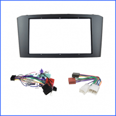 Toyota Avensis 2003 to 2009 head unit install kit