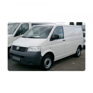 Volkswagen Transporter T5 2004-2010 stereo upgrade