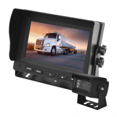 "Gator GT500SD 5"" Commercial Grade Dash Mount Display Reverse Camera Kit"