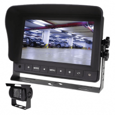 Gator GT700HD AHD Commercial Grade Dash Mount Display Reverse Camera Kit