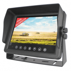 Gator GT700WP Commercial Grade Dash Mount Waterproof Display