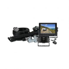 "JS5001CK 5"" HEAVY DUTY LED MONITOR with 2 CAMERA CARAVAN KIT"