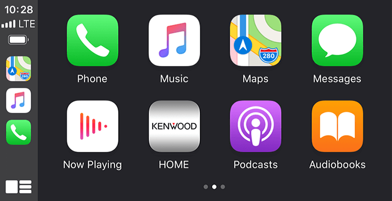 Safe-Smart and Comprehensive Control with Apple CarPlay