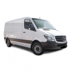 Mercedes Sprinter W906 2007 to 2018 stereo upgrade