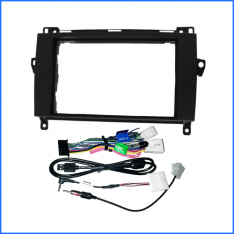 Mercedes Vito (Inc VIANO & VALENTE) 2015-2019 (W447)-install-kit