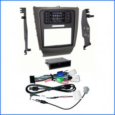 NON-AMP-Lexus IS 2006-2015 (XE20)-installo-kit