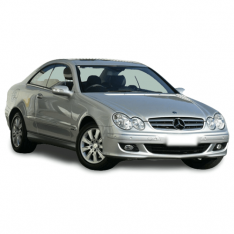 PPA-Stereo-Upgrade-To-Suit-Mercedes CLK 2005-2011 (W209)