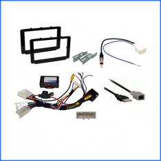 Toyota Hilux 2015-2020 (AN120 - AN1130 Series) Head Unit Installation Kit