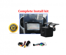Reverse Camera Kit Integration to suit Isuzu Dmax OEM Factory Screen 2012 to 2020