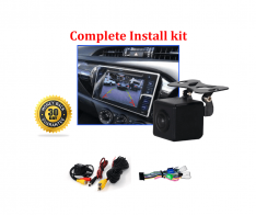 Reverse Camera Kit for Toyota Hilux Factory Screen 2015-2019
