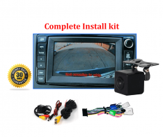 Reverse Camera Kit to suit MAZDA CX9 (TB) OEM Factory Screen 2006 to 2011