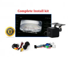 Reverse Camera Kit to suit MAZDA CX9 (TB) OEM Factory Screen 2012 to 2013