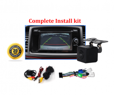 Reverse Camera Kit to suit Mitsubishi Lancer (CF) OEM Factory Screen 2014 to 2018