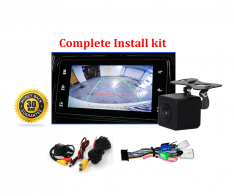 Reverse Camera Kit to suit Mitsubishi Pajero Sport OEM Factory Screen 2016 to 2018