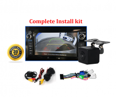 Reverse Camera Kit to suit Subaru BRZ OEM Factory Screen 2017 to 2020