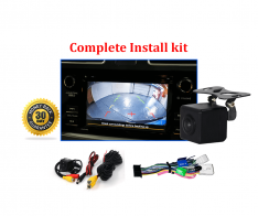 Reverse Camera Kit to suit Subaru Impreza (GP-GJ) OEM Factory Screen 2015 to 2016