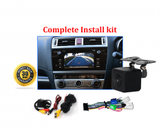 Reverse Camera Kit to suit Subaru Liberty (BN-BS) OEM Factory Screen 2015 to 2017