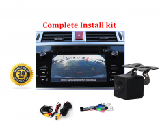 Reverse Camera Kit to suit Subaru Liberty (Legacy) OEM Factory Screen 2015 to 2018