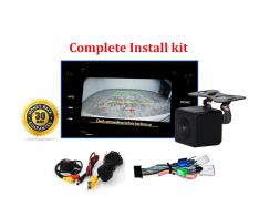 Reverse Camera Kit to suit Subaru WRX (VA) OEM Factory Screen 2015 to 2018