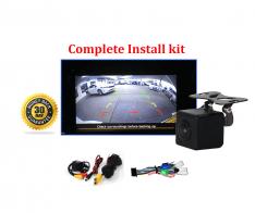 Reverse Camera NTS Kit to suit Subaru Impreza GP, GJ OEM Factory Screen 2015 to 2016