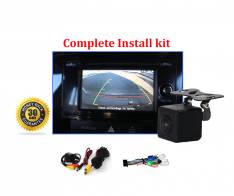 Reverse Camera NTSC Kit to suit Mitsubishi Outlander OEM Factory Screen 2013 to 2018