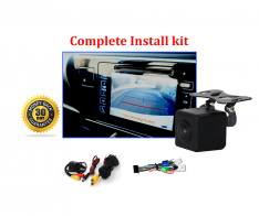 Reverse Camera NTSC Kit to suit Toyota Corolla Sedan OEM Factory Screen 2017 to 2019