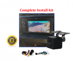 Reverse Camera NTSC Kit to suit Toyota Landcruiser Factory Screen 2007 to 2015