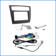 BMW 1 Series 2007-2013 (E81-E82-E87-E88) Head Unit Installation Kit