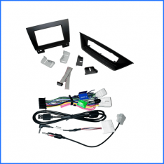BMW X1 2009-2015 (E84) Head Unit Installation Kit