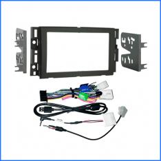 Chevrolet Silverado 2007-2014 (SECOND GEN) Head Unit Installation Kit