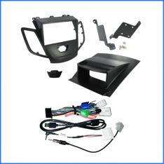 Ford Fiesta 2009-2016 (WS-WT-WZ) Head Unit Installation Kit