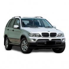 BMW X5 2000-2005 (E53) Stereo Upgrade