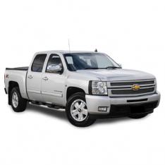 Chevrolet Silverado 2007-2014 (SECOND GEN) Complete Stereo Upgrade